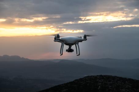 Drone photographe