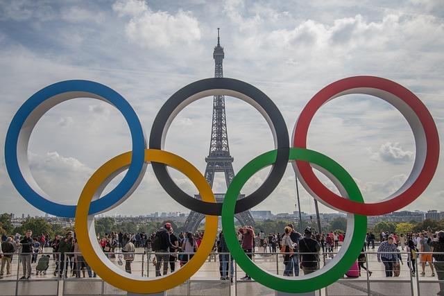 Les Jeux Olympiques à Paris