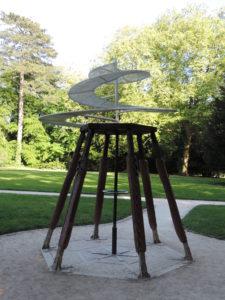 Leonard de Vinci - hélice