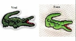 counterfeit Lacoste